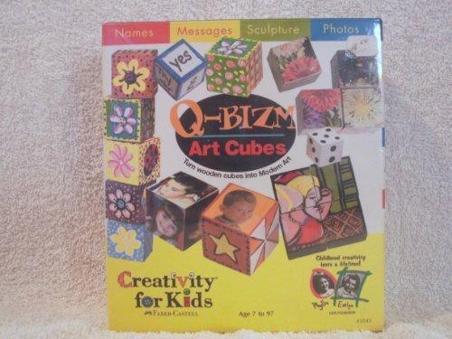 Price comparison product image Q-Bizm Art Cubes by Faber Castell