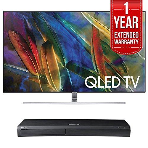Samsung QN65Q7F Flat 65-Inch 4K Ultra HD Smart QLED TV  w 4K