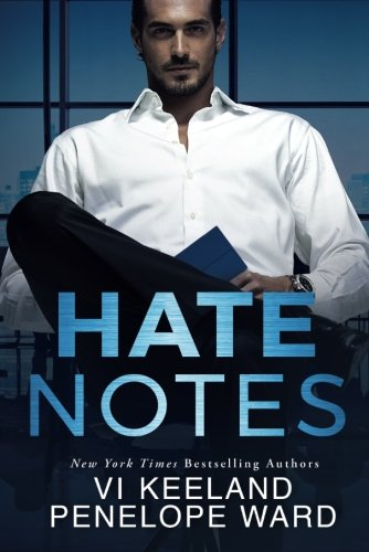 """Hate Notes"" av Vi Keeland"