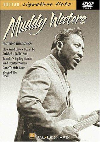 - Guitar Signature Licks: Muddy Waters