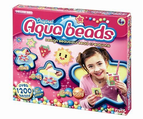 Aqua Beads Art Deluxe Set: Amazon.co.uk: Toys & Games