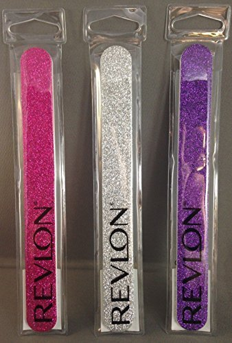 Revlon Diamond Collection Nail Files Sparkle and Shape