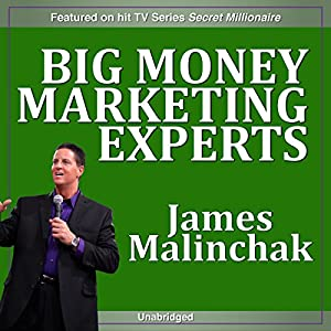 Big Money Marketing Experts Speech