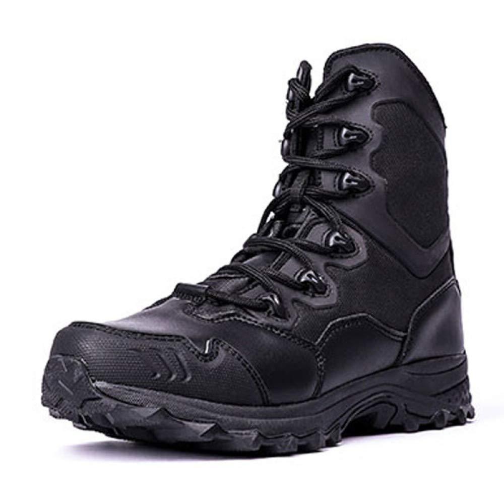 QIAKI Kampfstiefel Ultraleichte Wüsten-Dschungel-Stiefel Outdoor-Sport-Wanderschuhe Für Herren, Atmungsaktive Wüsten-Dschungel-Stiefel Ultraleichte 1d45bb