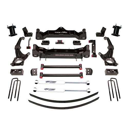 6 inch lift kit for toyota tacoma - 7
