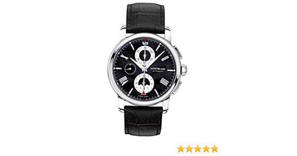 Amazon.com: MontBlanc 4810 Chronograph Automatic Mens Watch 115123: Watches