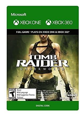 Tomb Raider: Underworld - Xbox 360 / Xbox One [Digital Code]