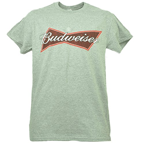 Budweiser Lager Tshirt Sleeve Alcohol