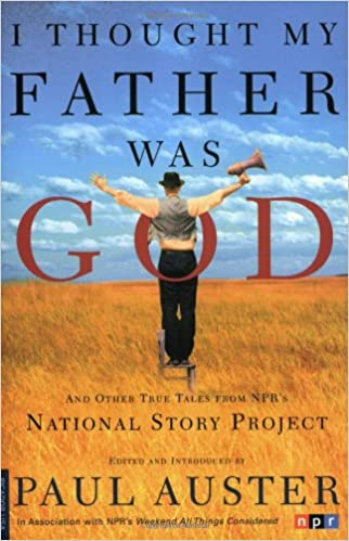 Image result for i thought my father was god