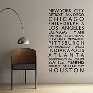 Amazoncom Wall Decal Vinyl Sticker Decals Art Decor Design New - Custom vinyl decals las vegas