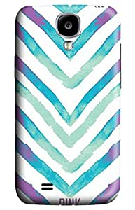 Citroen jagged pink stripes PC Hard new Samsung case