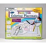 Rite Lite TYKP-MAT-2 Passover Coloring Placemat Kit