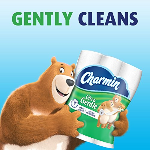 Charmin Toilet Paper On Sale: Charmin Ultra Gentle Toilet Paper 9 Mega Rolls (pack Of 4
