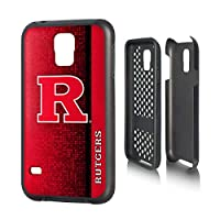NCAA Rutgers Rugged Series Phone Case Galaxy S103, One Size, One Color