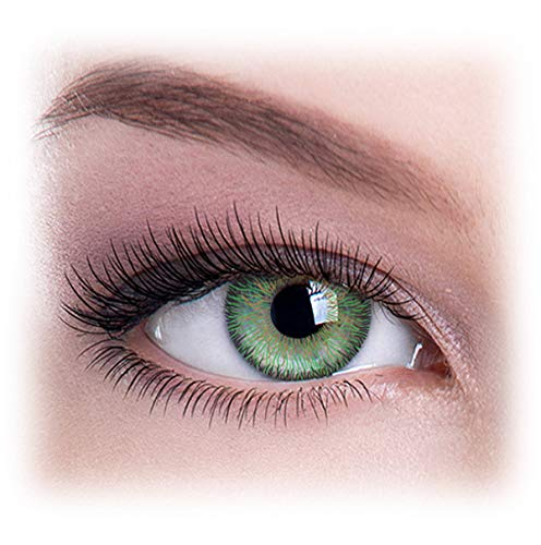 Exclusive Eyewear for Eye Colour change Green Blends (Contact Eyes Color Green)