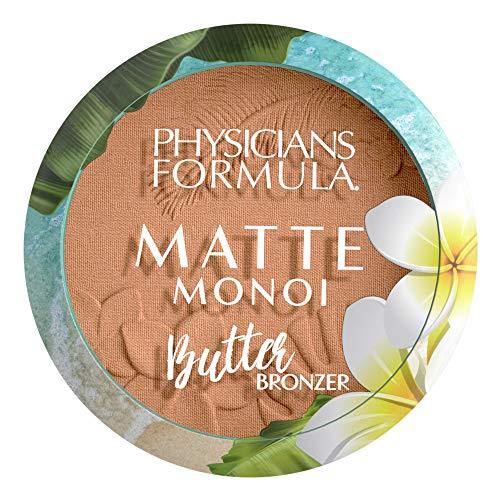 Physicians Formula Matte Monoi Butter Bronzer, Cream Face Makeup, Matte Sunkissed