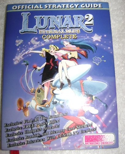 Download Lunar 2: Eternal Blue Complete Official Strategy Guide ebook