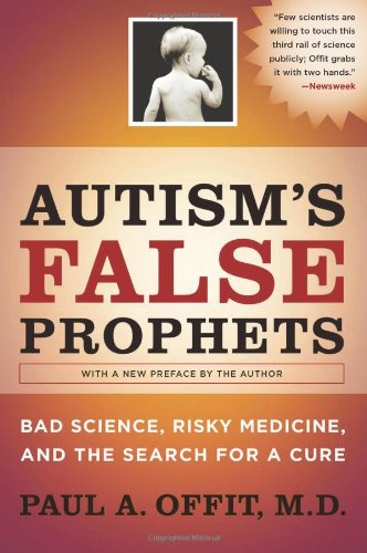 Autisms False Prophets Science Medicine product image