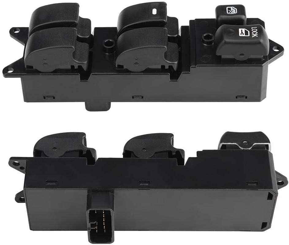 Master Power Window Switch for Galant Lancer Montero Front Left MR587943 71092