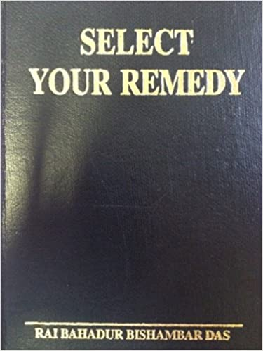 Select Your Remedy Book