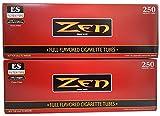ZEN King Size Full Flavor Cigarette Tubes -2