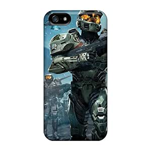 Brand New 5/5s Defender Case For Iphone (halo Wars)