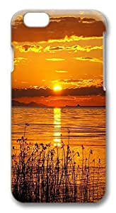 ACESR Coolest iPhone 6 Cases, Golden Hour PC Hard Case Cover for Apple iPhone 6 (4.7 INCH) - 3D Design iPhone 6 Case