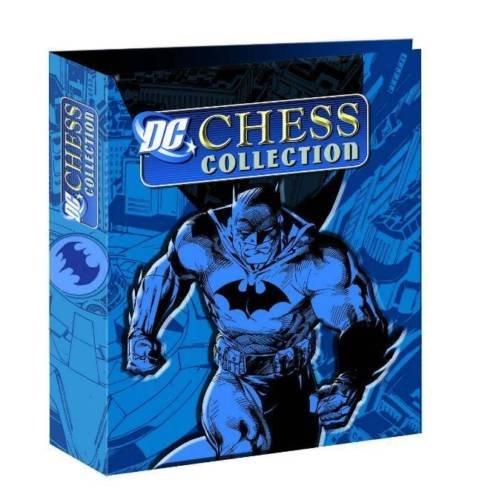 DC Comics - Archivador para 16 revistas de la colección de Ajedrez de DC: Amazon.es: Juguetes y juegos