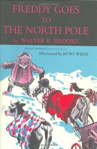 Freddy Goes to the North Pole (Freddy the Pig) ()
