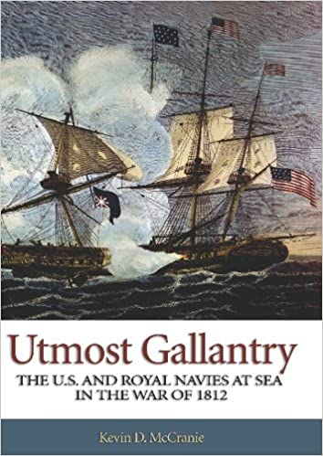 Utmost Gallantry: The U.S. and Royal Navies at Sea in the