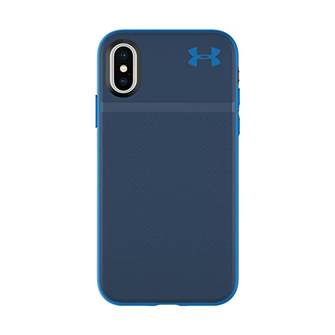 394cb20794 Under Armour UA Protect Stash Case for iPhone X - Midnight  Navy/Mediterranean