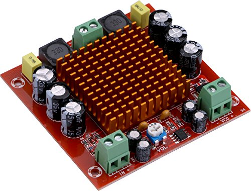 Yeeco Amplifier Board, Digital Amplifier Board Mono Channel HiFi Stereo Audio Amplifier DC 12-26V Digital Power Amp Board 150W Amplify Circuit Power Amplifier Module, DIY Sound System - Amplifier 150 Watt Digital