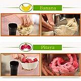 DFEDCLL Fruit Soft Serve Ice Cream