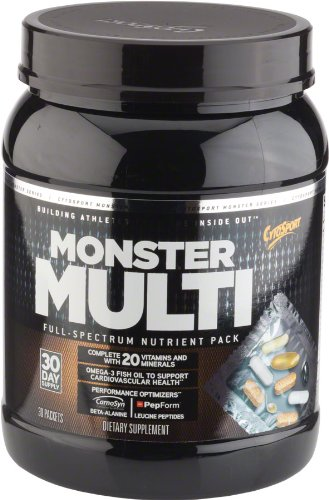 Cytosport monstre Pack Multi, 30 comte