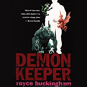 Demon Keeper Audiobook