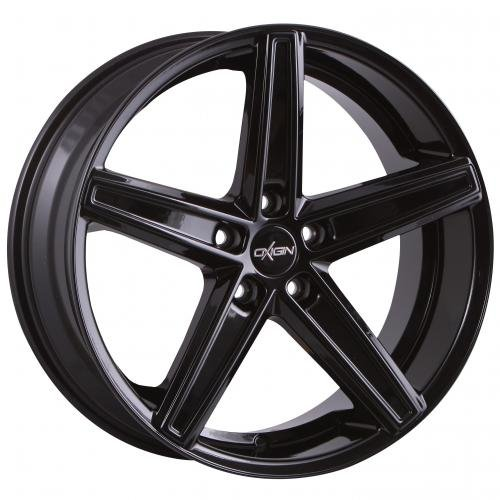 OXIGIN 18 Concave black 7, 5x18 ET45 5.00x112.00 Hub Bore 57.10 mm - Alu felgen Design: 18 Concave