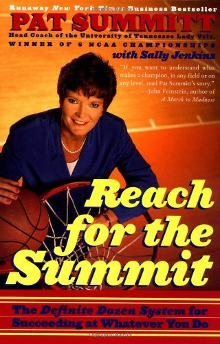 By Pat Summitt Reach for the Summit (Reprint) [Paperback]