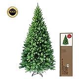 Künstlicher Weihnachtsbaum: 1.5 m, schwer entflammbar