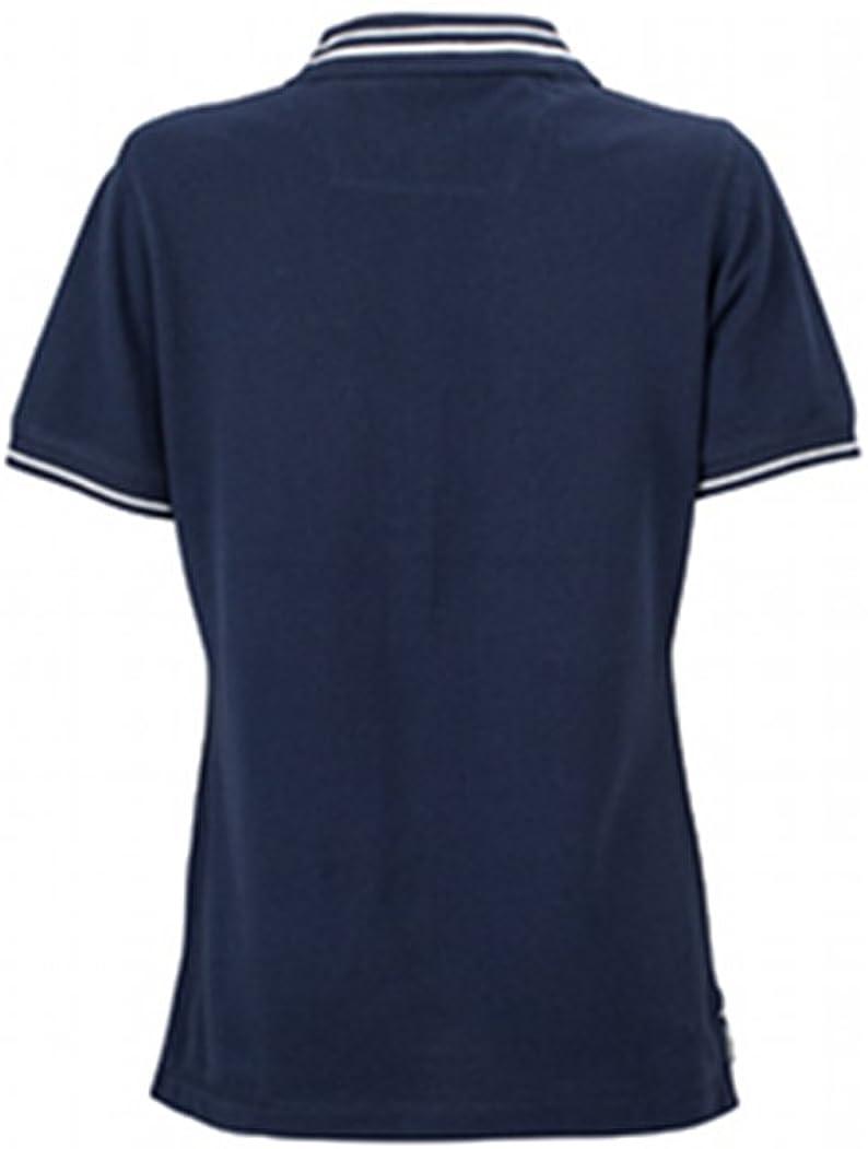 JAMES /& NICHOLSON Poloshirt Ladies Lifestyle Polo de Maternit/é Femme