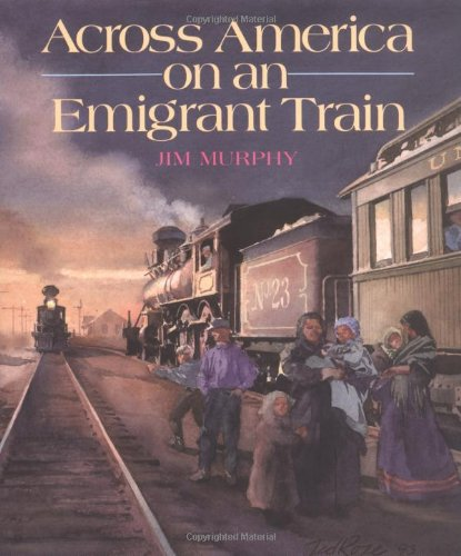 Across America on an Emigrant Train -