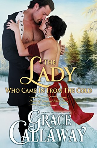 The Lady Who Came in from the Cold (Heart of Enquiry Book 3) cover