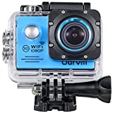 WIFI Underwater Camera HD 1080P Action Camera Waterproof With 2-Inch LCD for...