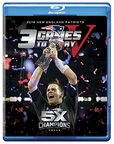 3 Games to Glory V [Blu-ray]