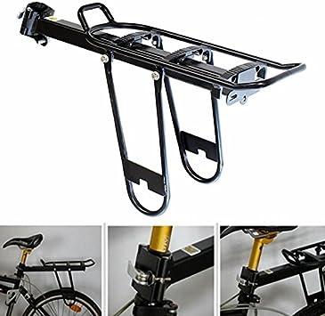 Bazaar Bicicleta de la bici de liberación rápida portabultos ...