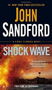 Shock Wave 0425250482 Book Cover