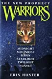 Warriors: The New Prophecy Box Set: Volumes 1 to 6 by Hunter, Erin (2008) Paperback