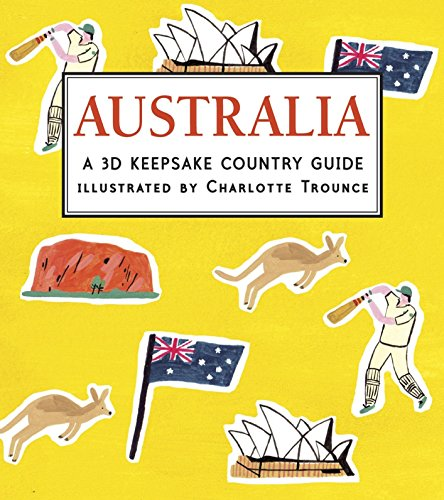 Australia: A 3D Keepsake Country Guide (Panorama Pops) by Candlewick