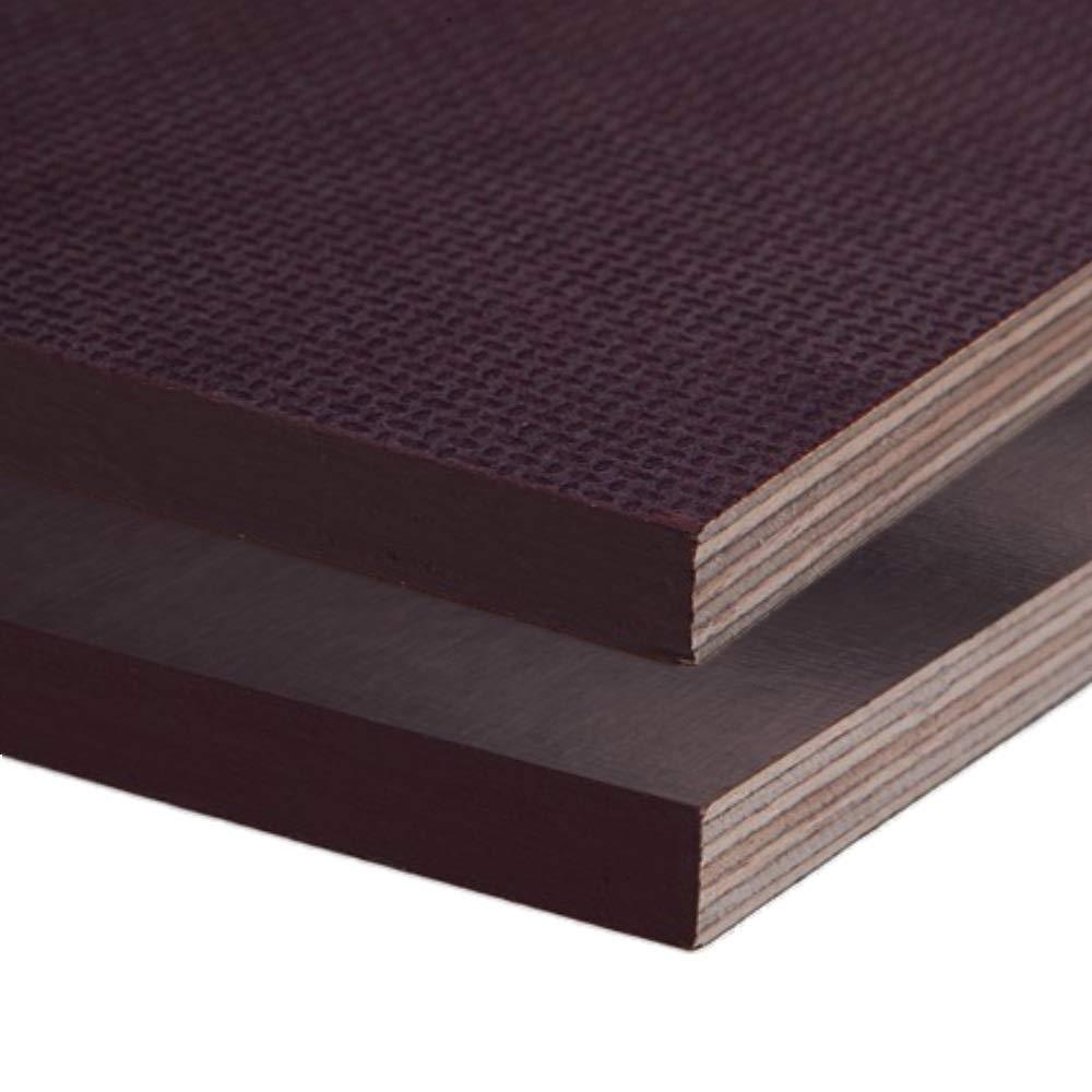 Siebdruckplatte 24mm Zuschnitt Multiplex Birke Holz Bodenplatte 70x70 cm