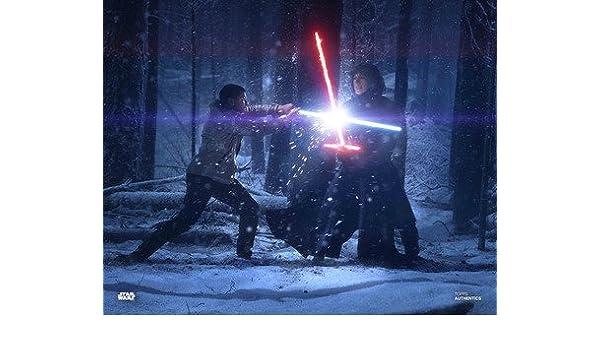 STAR WARS; THE FORCE AWAKENS Movie PHOTO Print POSTER Kylo Ren Adam Driver 013