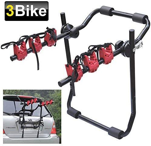 Shield Autocare 3BIKECAR 3 Bicycle Bike Car Cycle Carrier Rack Boot Mount/_592